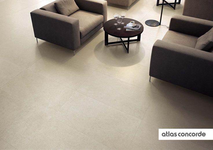 #SEASTONE white | #AtlasConcorde | #Tiles | #Ceramic | #PorcelainTiles