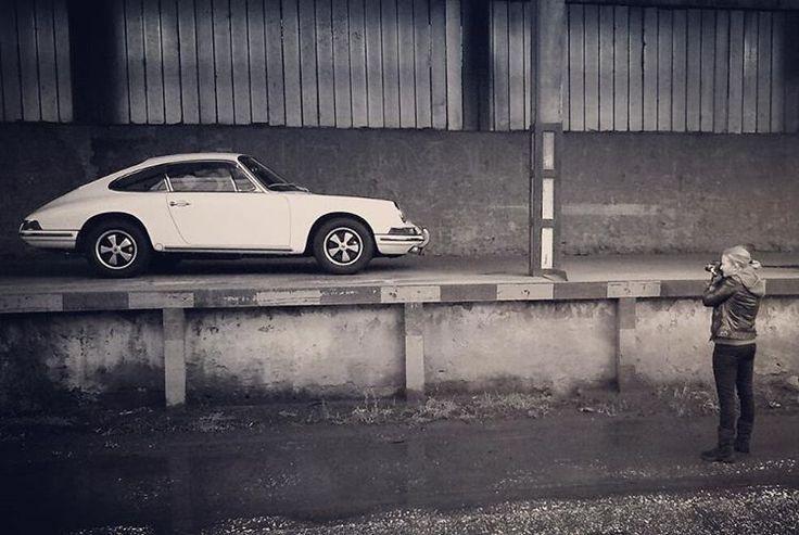 Porsche photography  Restoration by Mashmotor @mashmotor #restoration #porsche #911 #porschelove #aircooled #turbo #engine #fuel #fuchs #porscheday #1967 #early #classicporsche #luxuricar #blackandwhite #blonde #woman #i #industrial #retro #dark #winter #rain #car #sportcar #girl #luxury @mashmotor