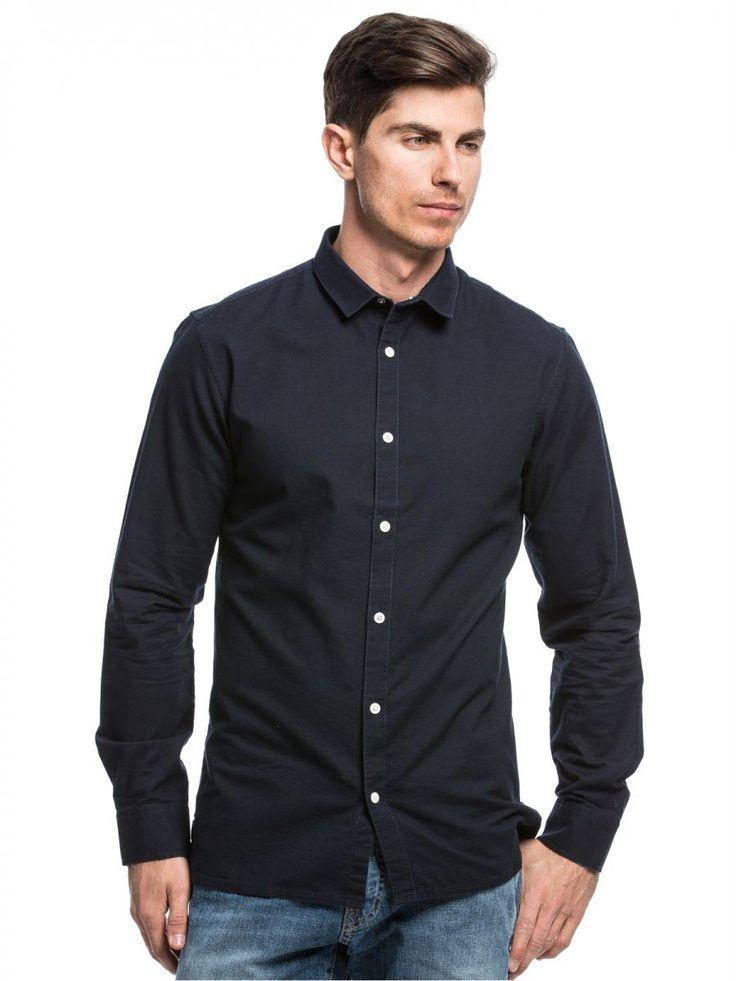 اشتري جاك اند جونز قميص سكاي كابتين قبة قميص -رجال - بلايز/ تيشيرتات | السعودية | سوق