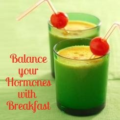Balance Your #Hormones With Breakfast www.swisshealthmed.de