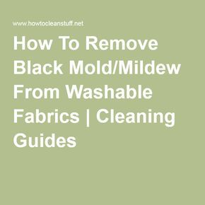 25 best ideas about remove black mold on pinterest remove mold stains shower mold cleaner - How to remove black mold in shower ...