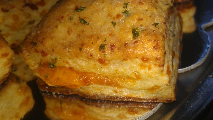 Cheddar & Chive Biscuits   Bon appetit!   Pinterest