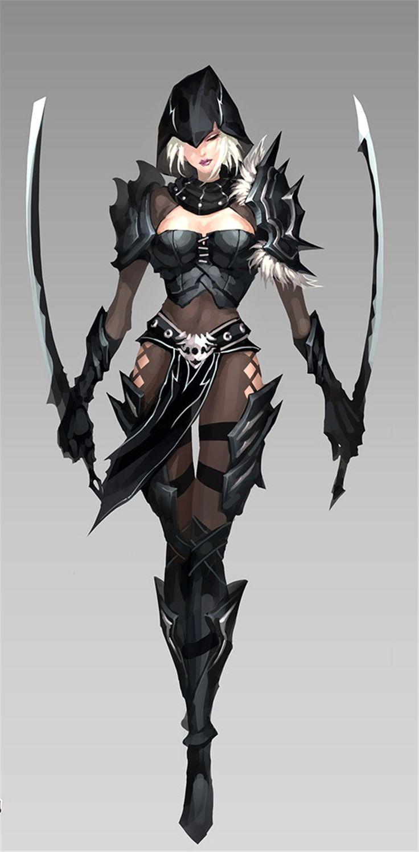 Dark Assassin        D...