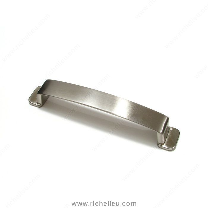 Classic Metal Handle Pull - 7009 - BP7009128195 - Richelieu Hardware
