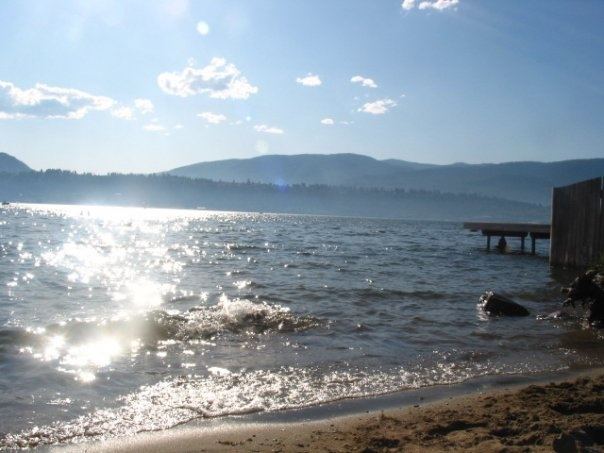 Kelowna beach -- Curated by: Neufeld Jones | 103-1553 Harvey Ave, Kelowna, BC V1Y 6G1 | 250-717-5027