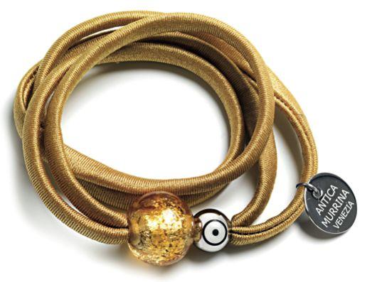 "Antica Murrina, Cosmology ""Sun"" bracelet"