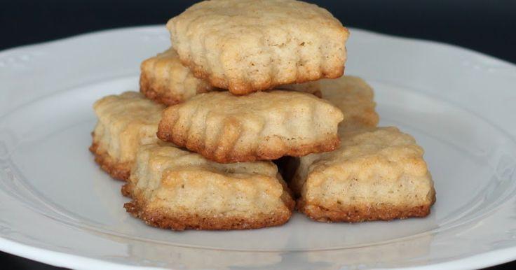 Receta de galletas de moscatel, unas galletas muy sencillas de realizar y con un sabor riquísimo.