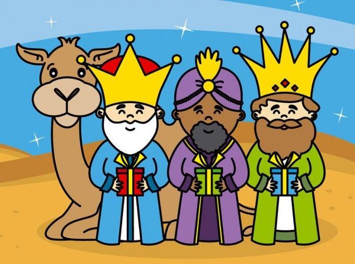 Pin En Reyes Magos