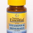 Vitaminas y minerales   ~$6.10    http://www.elpozodelasalud.es/compra/vitaminas-y-minerales-con-hierro-60-tabletas-de-600-mg-com-vitaminico-254078