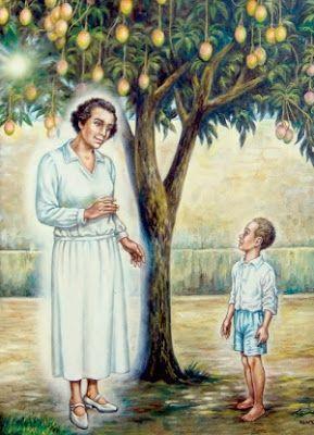 Espíritos Evangelizados.: LINDOS CASOS DE CHICO XAVIER - CONSELHO MATERNO.