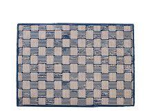 Reeds Rug 160 x 230cm, Malba Blue