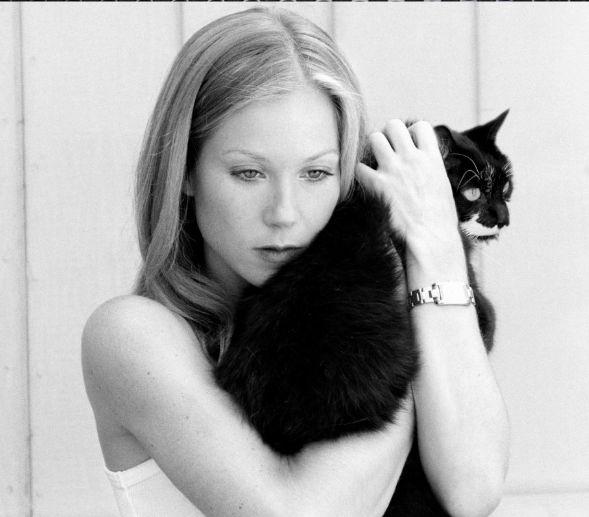 Christina Applegate & Cat