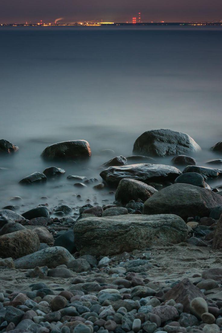 Gdansk as seen from Gdynia