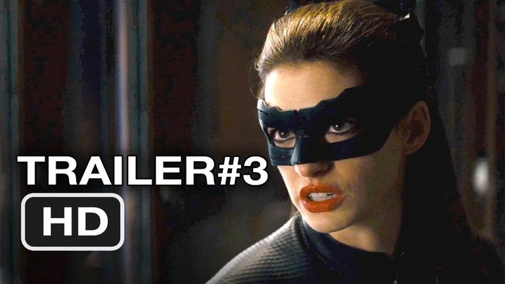 The Dark Knight Rises Official Movie Trailer #3 (2012) Christopher Nolan...
