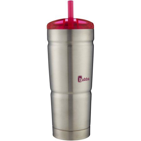 bubba Envy S Stainless Steel Tumbler, 24 oz, Beach Babe, Multicolor