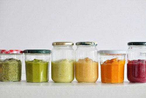 What Baby Foods Will/Won't Freeze