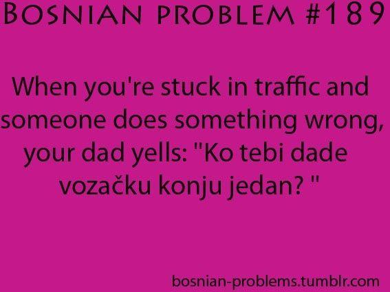 Bosnian Problems haha