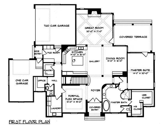 83 best floor plans images on pinterest | house floor plans, dream