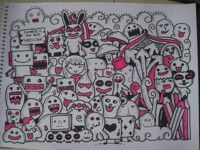 44 best images about to doodle on pinterest for Designs for doodle art