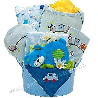 Baby gift baskets Canada - Baby boy gifts Canada