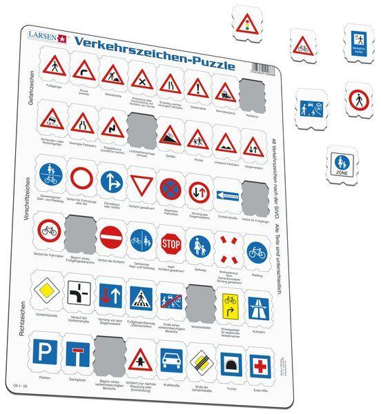 OB3 Dopravné značky