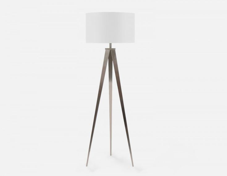 Tripod White Floor Lamp 160cm Height 63 Quot Structube White Tripod Floor Lamp