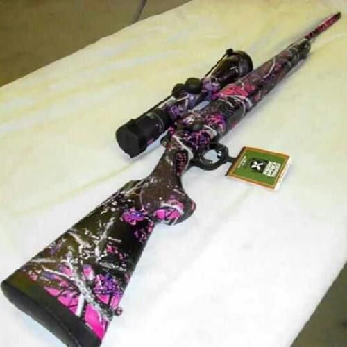 17 best images about guns on pinterest big love for Pink camo fishing pole