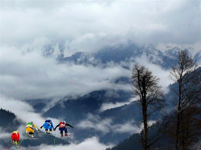 Sochi 2014 - Best of Day 15