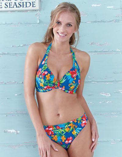 Acapulco Bikini Top by Freya Available up to J cup £35.00
