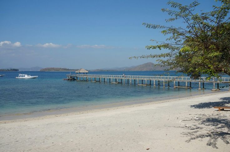 Jetty at Sekotong
