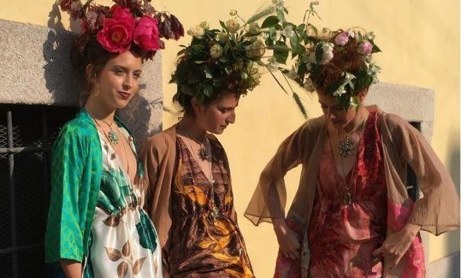 #orticola #cappelli #fiori #orticolaLombardia #MilanoGreen #Milano #Milan #MilanoVerde #MilanoEco #flores #hats #hat #flowers