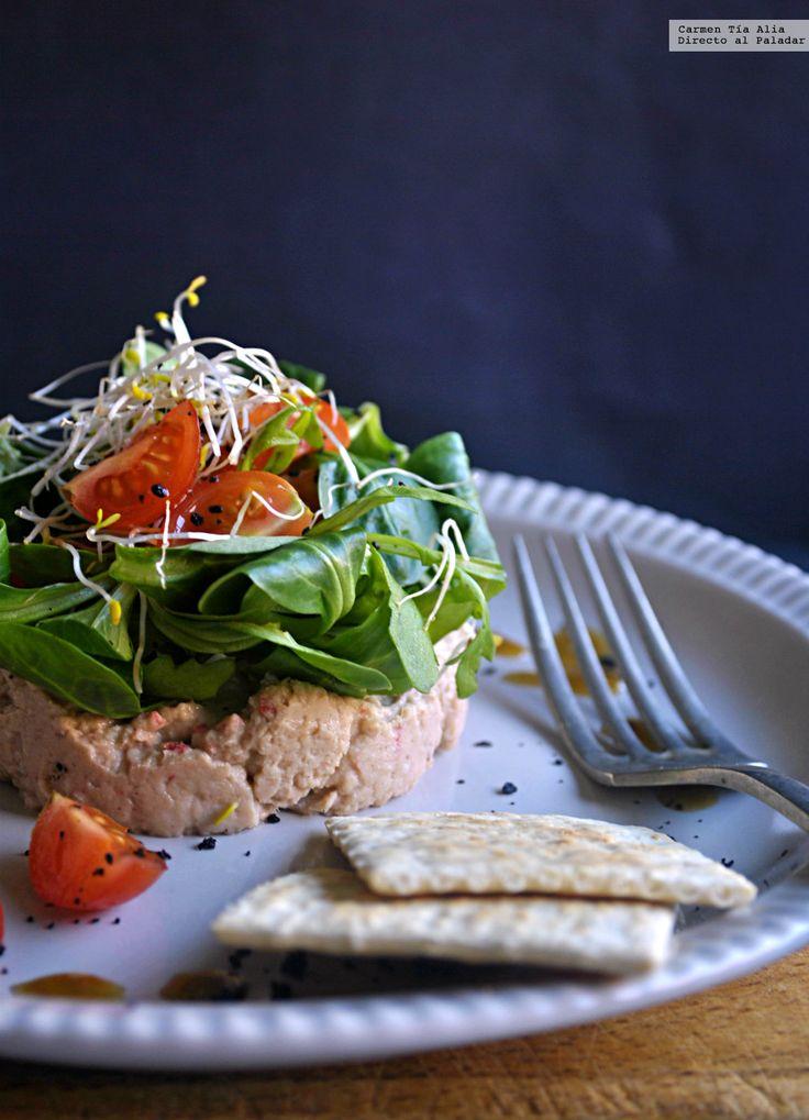 Te explicamos paso a paso, de manera sencilla, cómo elaborar la receta de ensalada marinera. Tiempo de elaboración, ingredientes,