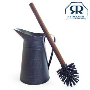 REDECKER(レデッカー)トイレホルダー(トイレブラシ/バケツ/掃除ブラシ/スチール/ドイツ/トイレ掃除/662756)