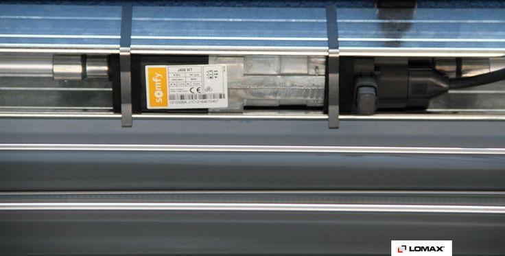 Vonkajšie žalúzie LOMAX S93