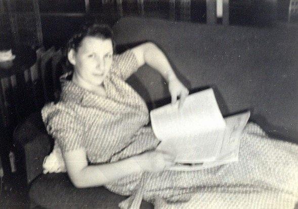 Nana - Florence Robey Poehlman