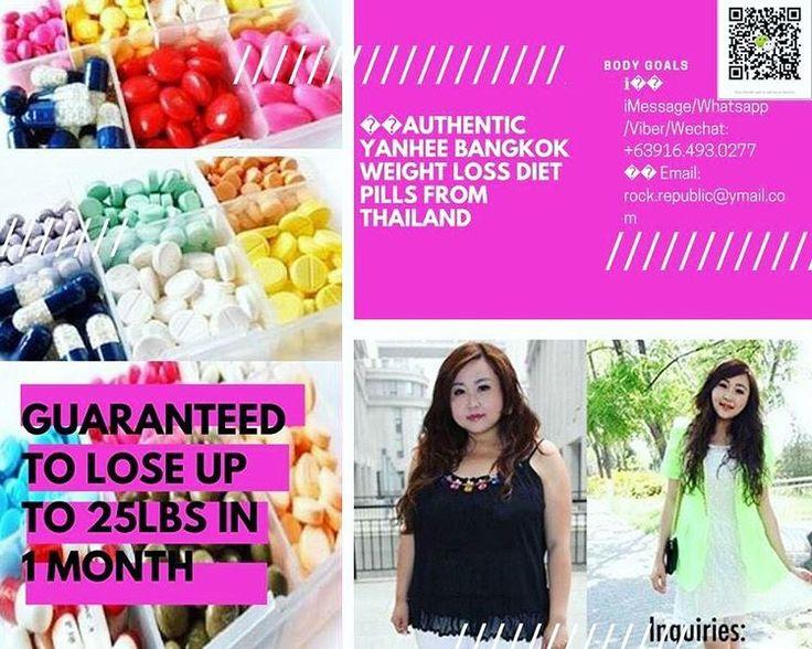12 best Thailand Yanhee Bangkok Diet Pills images on ...