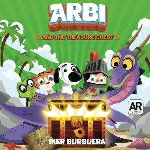 ARBI and the Treasure Chest - Augmented Reality Book - Emerald Book Reviews