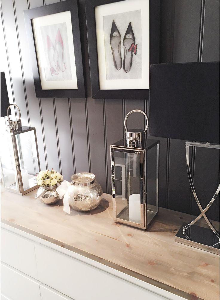 8 best Hjemme/home images on Pinterest | Antique lamps, Diy light ...