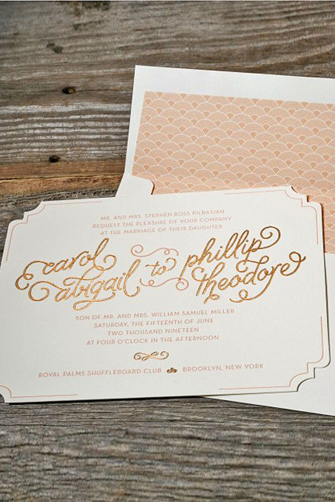 vintage wedding invitation text%0A    Vintage Wedding Invitations For Your Perfect Big Day