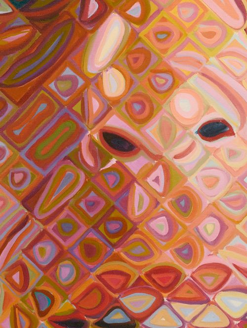 Amazing and Awe Inspiring Paintings by Chuck Close