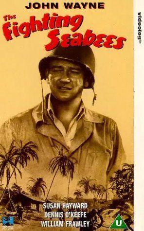 John Wayne in The Fighting Seabees (1944)