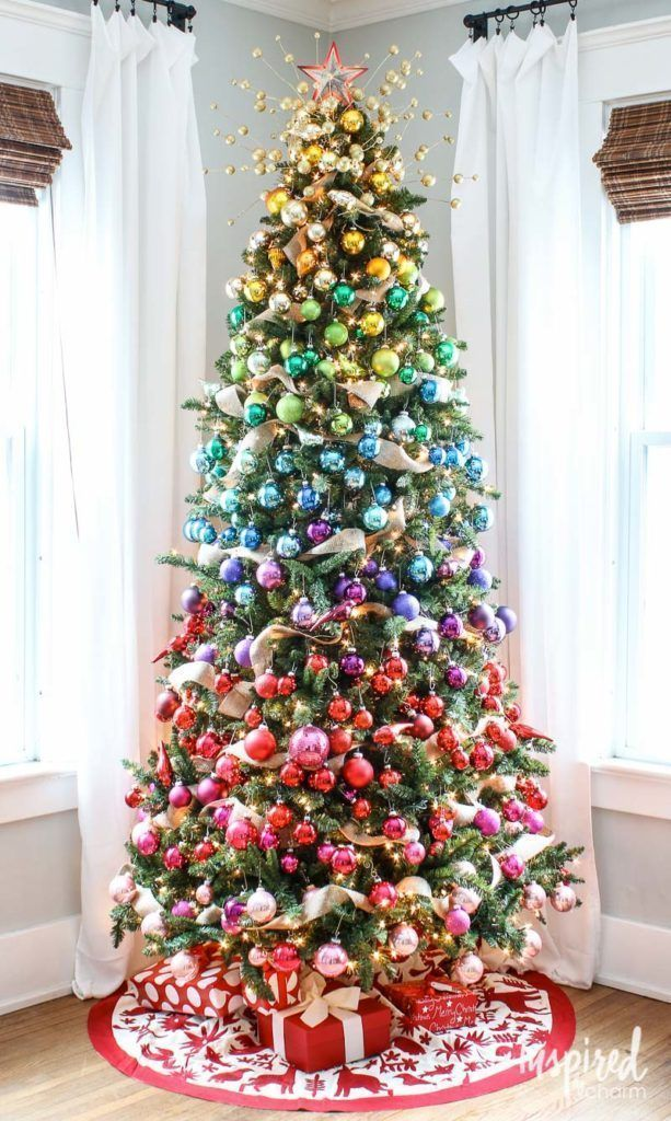Set Your Home Ready For Christmas Season Decor Arvores De Natal