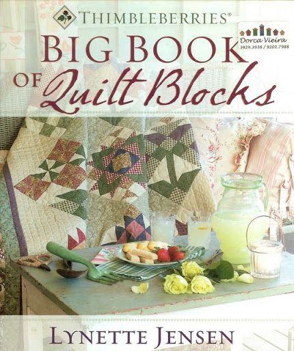 BIG BOOK OF QUILT BLOCK - Cristina Yuri - Álbumes web de Picasa