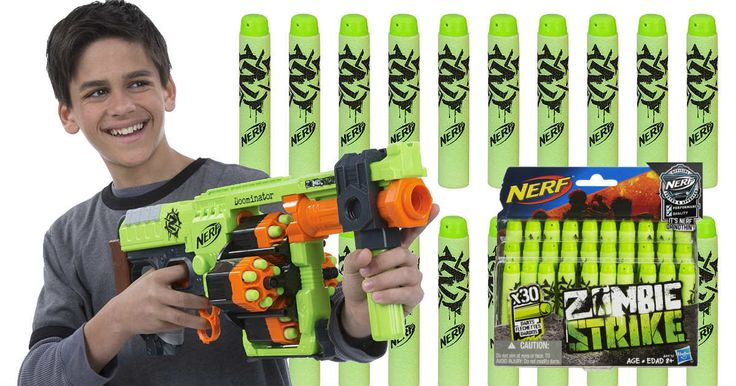 ★★★ 🅽🅴🆆 ★★★ Buy 1 Get 1 50% Off NERF Toys + FREE $10 Credit:  Have a little Nerf fan in your life? Don't miss out on this deal!  Amazon…