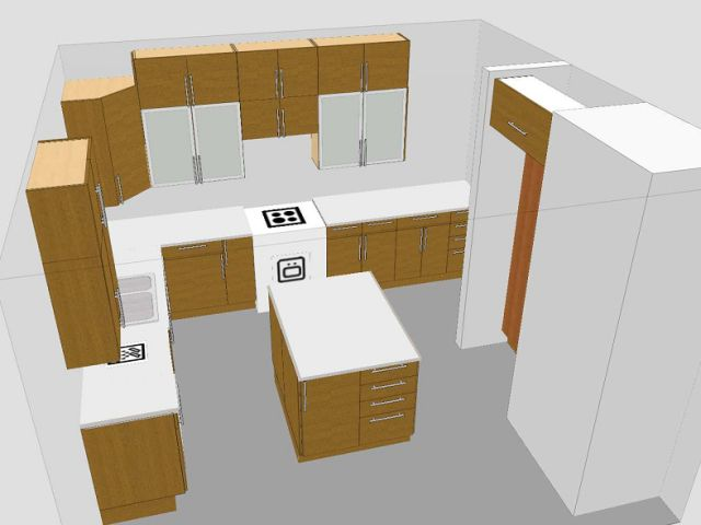 Spectacular Adorable Free Kitchen Planning Software With Virtual D Kitchen Cabinet And Kitchen Island Placement In Modern