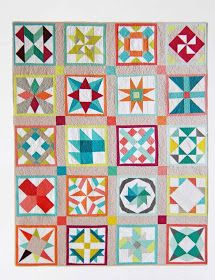 V and Co.: Blog hop: V and Co does Vintage Quilt Revival - just put the book on my Amazon Quilting Books wishlist.