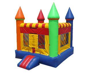 Castle bouncer rental