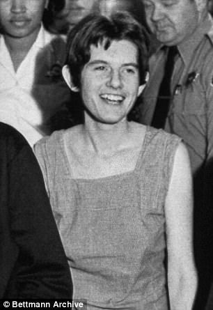 Patricia Krenwinkeltook part in the murders of the LaBiancas and at the Tate residence...