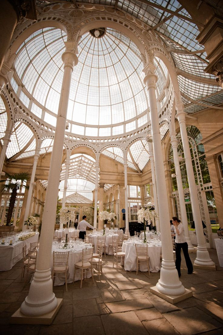 Syon Park - perfect for Reception parties
