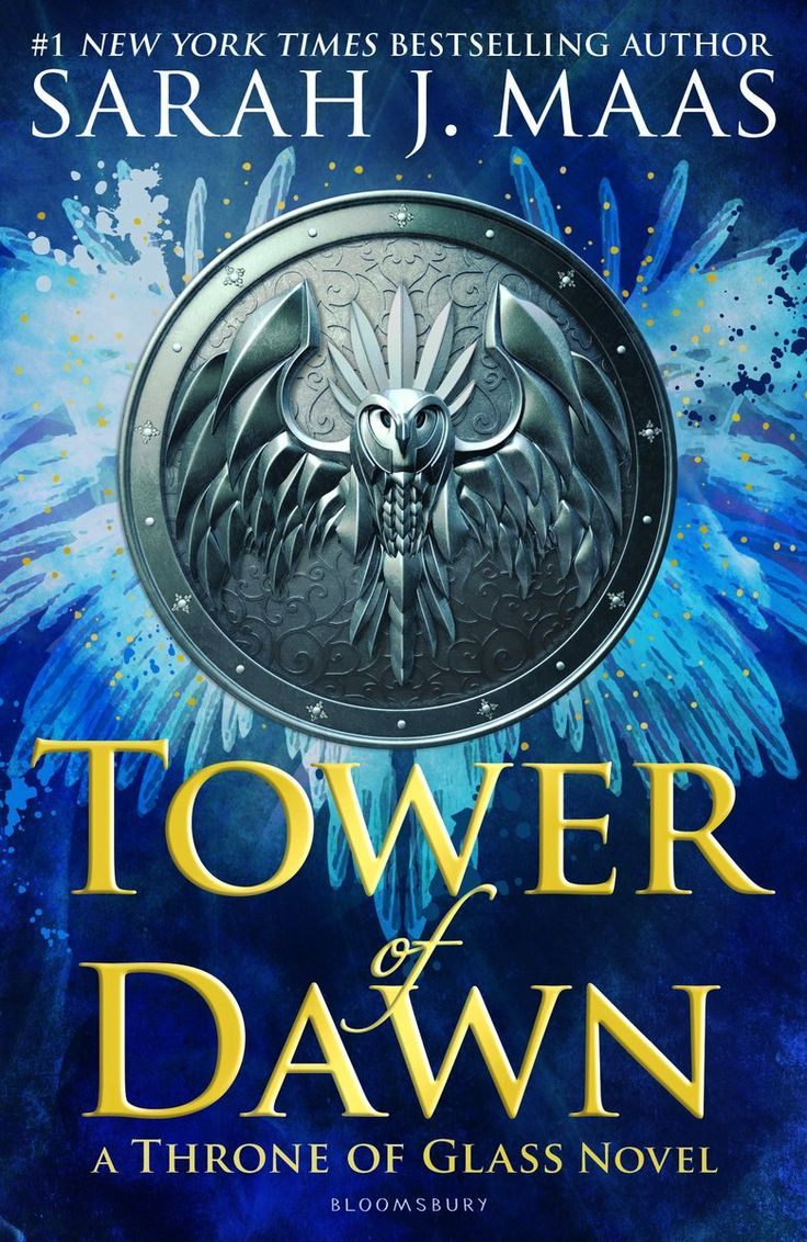 UK #CoverReveal Tower of Dawn (Throne of Glass, #6) by Sarah J. Maas